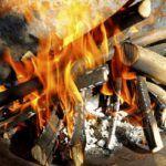 fuego asado