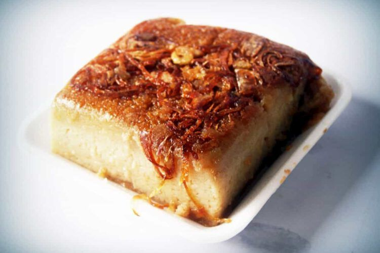 budín de pan receta